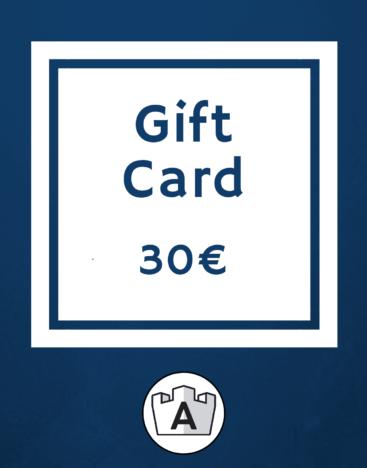 Gift Card – 30€ 1
