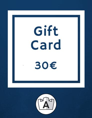 Gift Card - 30€