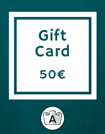 Gift Card – 50€ 1