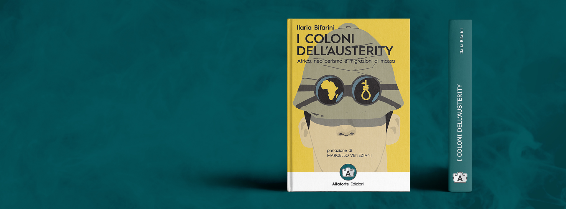 I coloni dell'austerity - Altaforte Edizioni