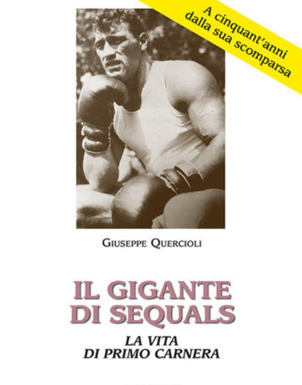 Il gigante di Sequals - copertina novantico
