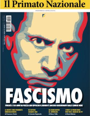 fascismo - il primato nazionale