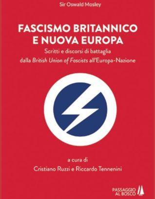 FASCISMO BRITANNICO E NUOVA EUROPA