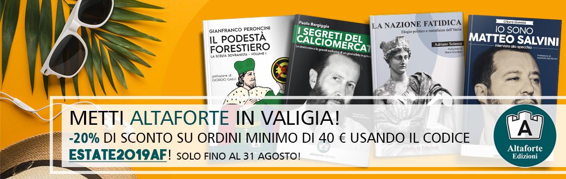 Romanzi Archivi Pagina 2 di 2 Altaforte Edizioni