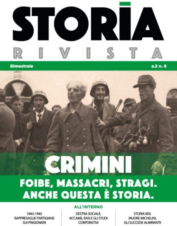 storia rivista eclettica - altaforte edizioni