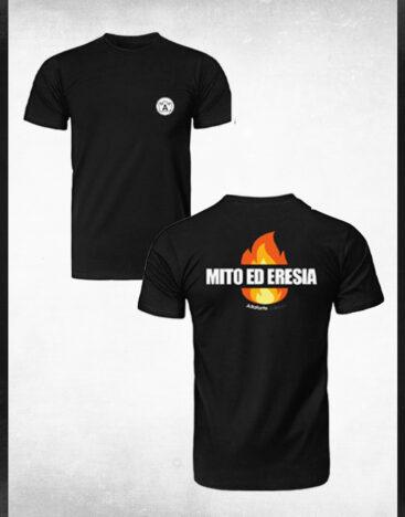 t shirt MITO ED ERESIA- Altaforte Edizioni