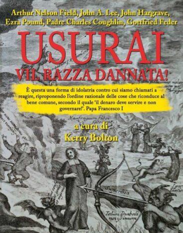 Usurai, Vil Razza Dannata! – gingko edizioni