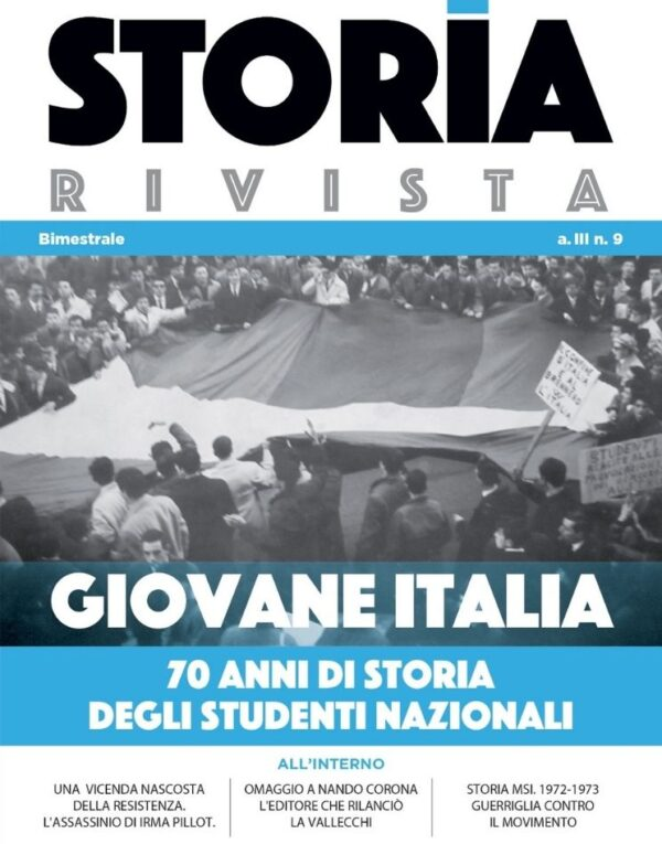 storia rivista eclettica edizioni
