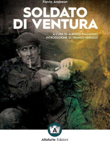 COVER soldato di ventura